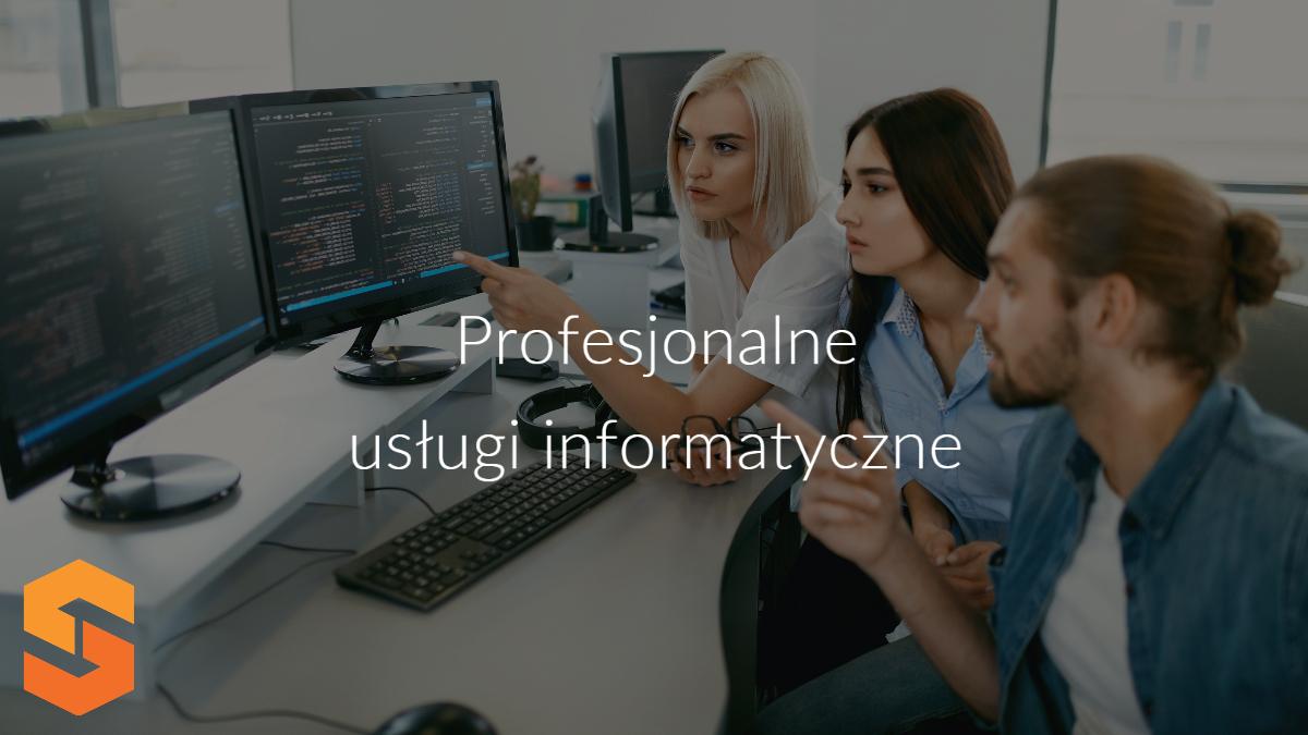 Profesjonalne usługi informatyczne poznań